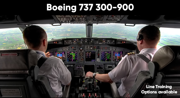 Boeing 737 300-900 Type Rating Course - Jet Flight Training